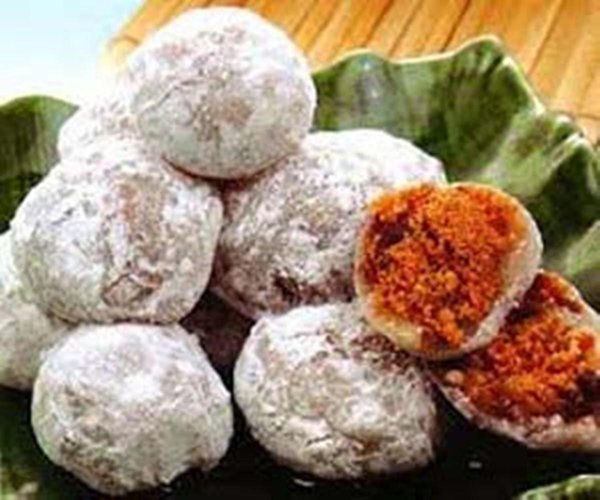 Resep Membuat Kue Moci Kacang Sukabumi Enak