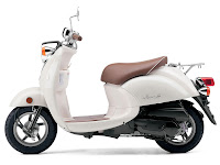 2013 Yamaha Vino 50 scooter pictures 1