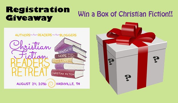 Registration Box of Books Giveaway