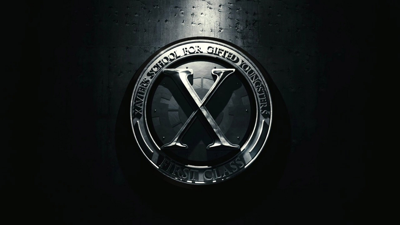 To Download X Men First Class wallpaper click on full size and then    X Men Logo Wallpaper
