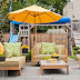 Colorful Outdoor Decorating For Summer 2013