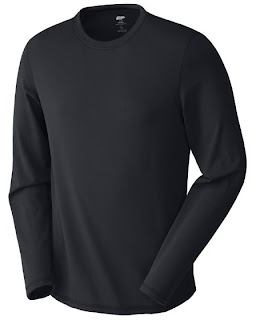MEC Long-Sleeved Mid-Weight Crew Base layer