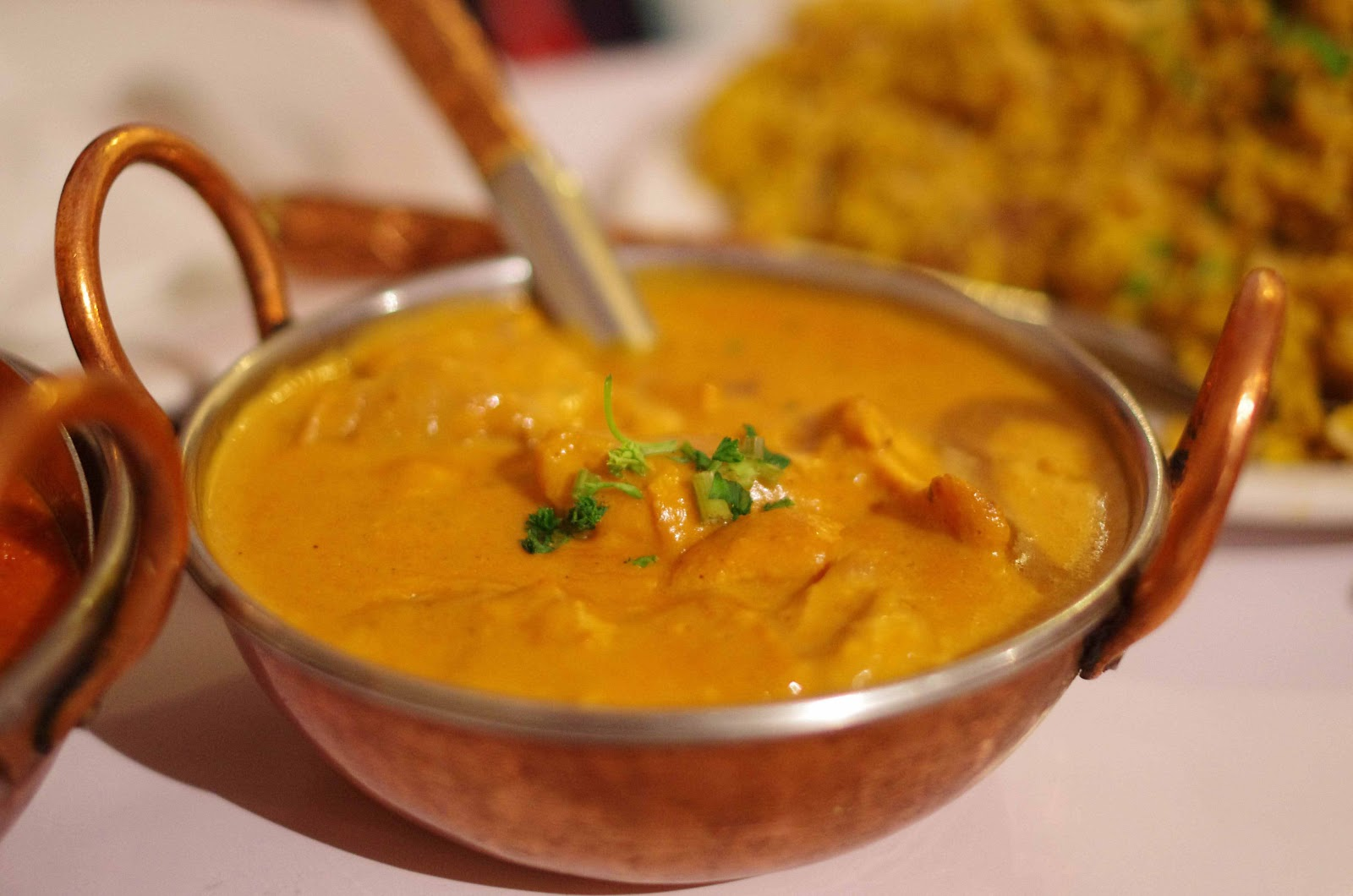 Chicken Korma image