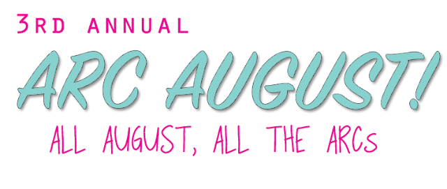 ARC August [Sign Up Post]