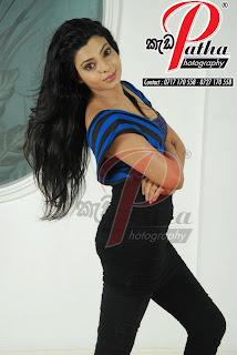 Abhisheka wimalaweera black jeans