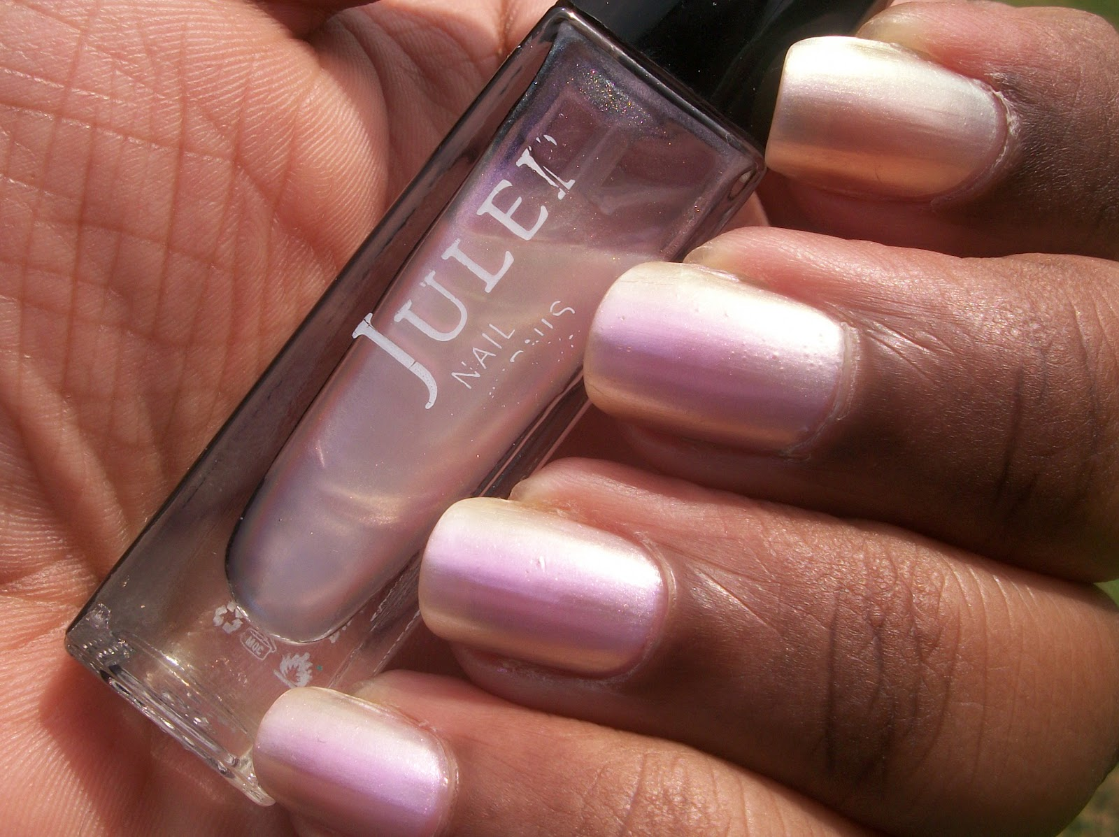 CDesigns92: Nail Polish Spotlight: Julep Ellie