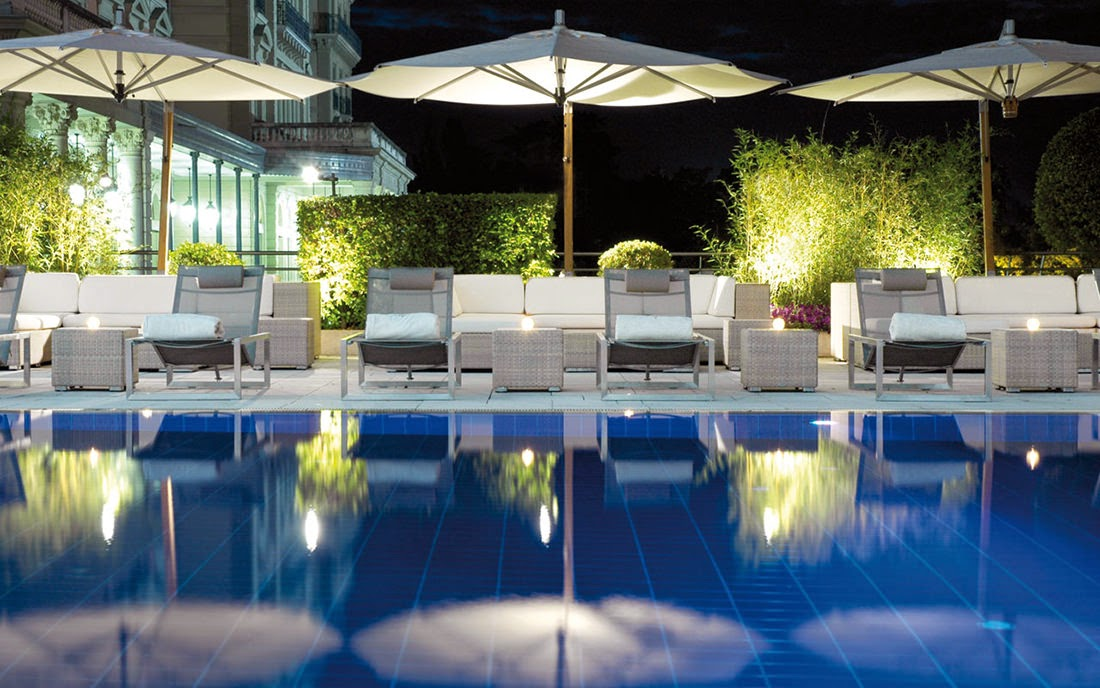 Passion For Luxury : The Hotel President Wilson: pure ...