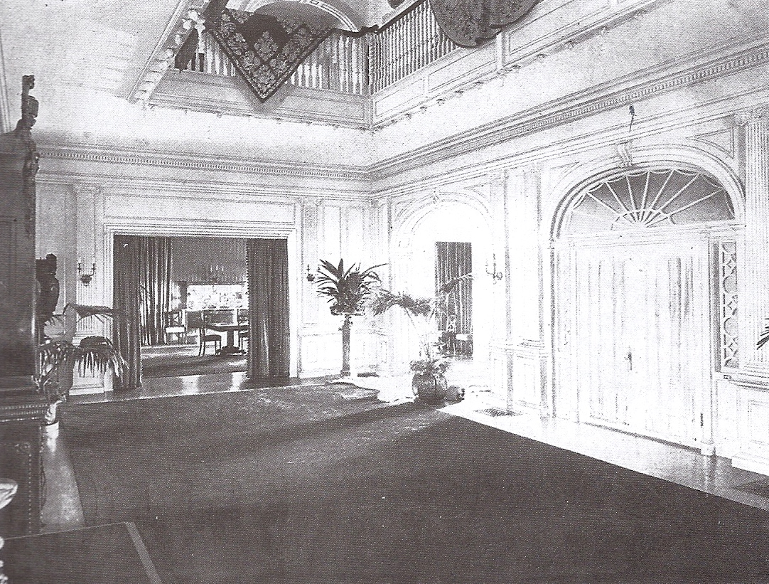 The decorating firm of vernon also newport based had designed the interior of crossways as a comforting space yet still able to hold large social