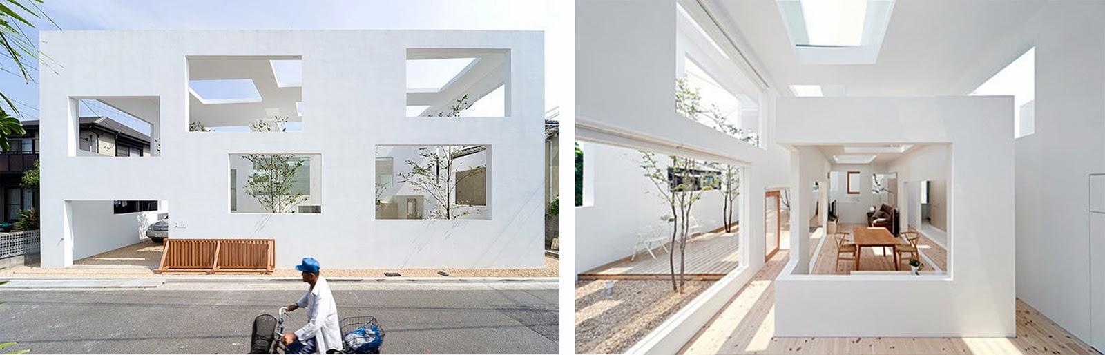 Arqpress13 espacio abierto for N house sou fujimoto