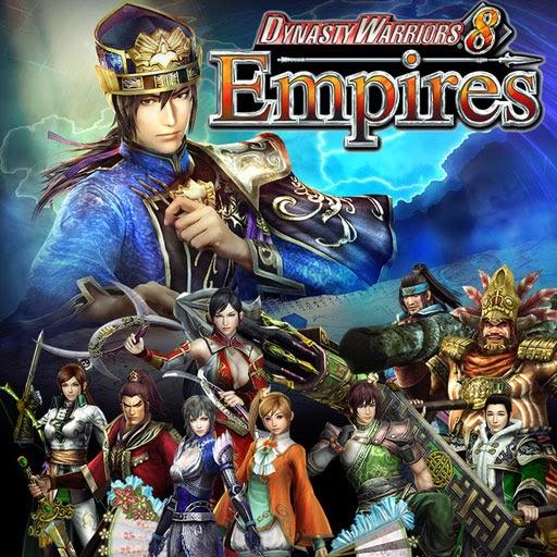 เกมสามก๊ก Dynasty Warriors 8 Empires