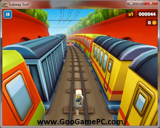 Subway Surfers 2012 PC Eng | Free For Download