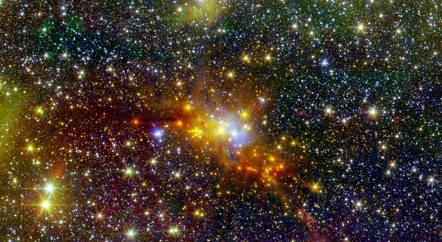 Astrofísica y Física: Nuevas estrellas en la Nebulosa de la Serpiente