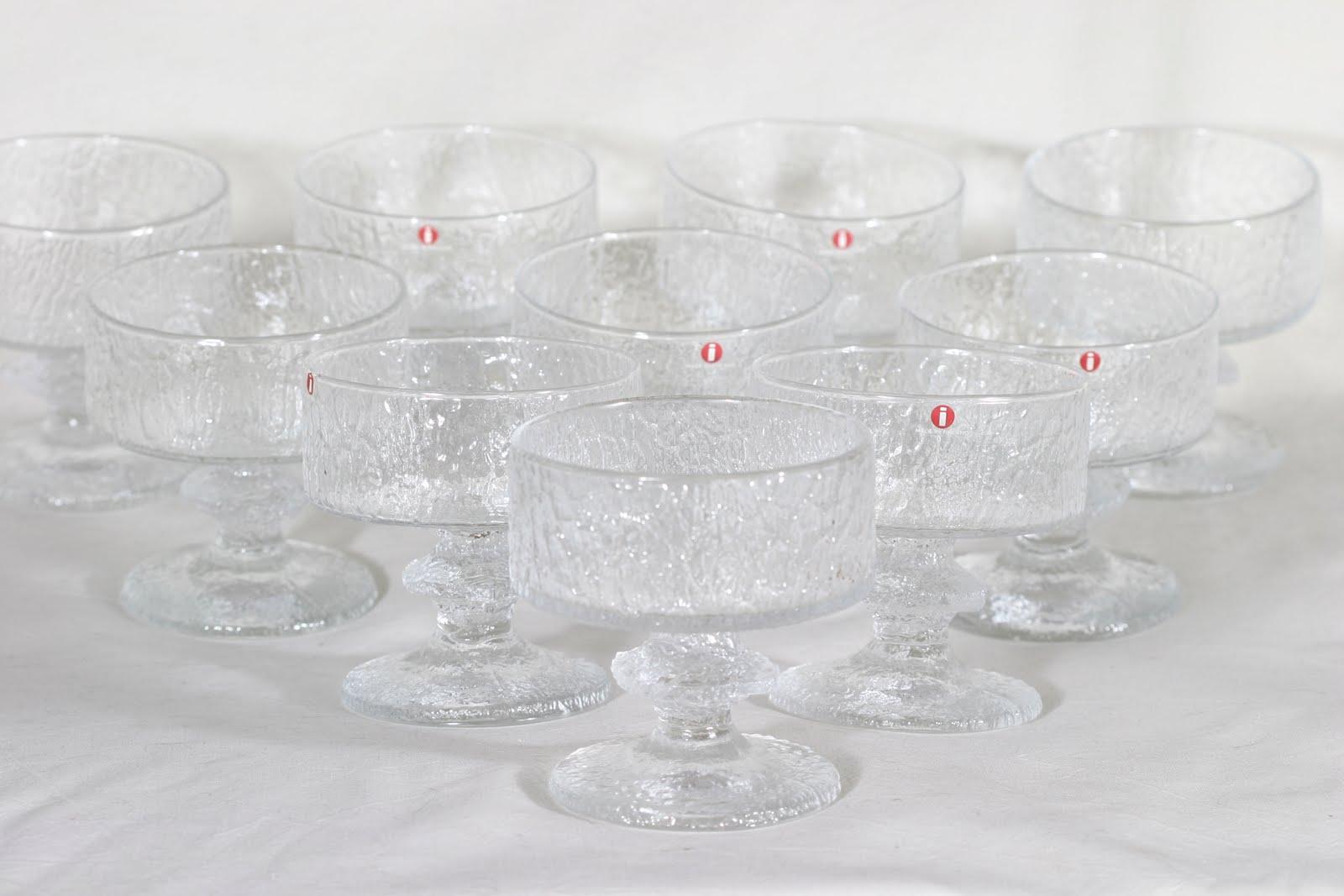 Dessert Glasses Argos