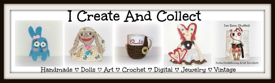 I Create And Collect