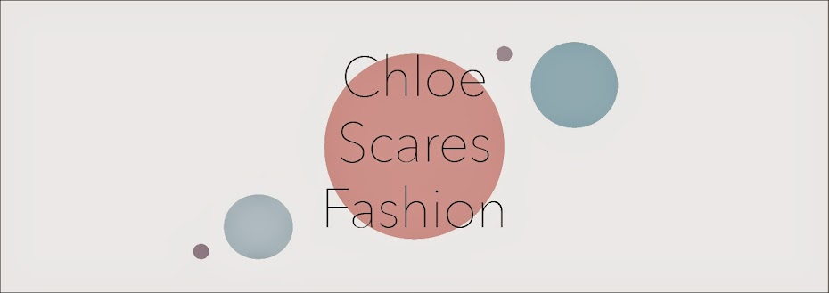 Chloe Scares Fashion