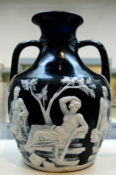Mythmatters Wedgwood The Portland Vase
