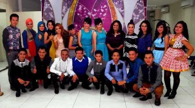 Foto Para Kontestan Dangdut Academy 2 Indosiar