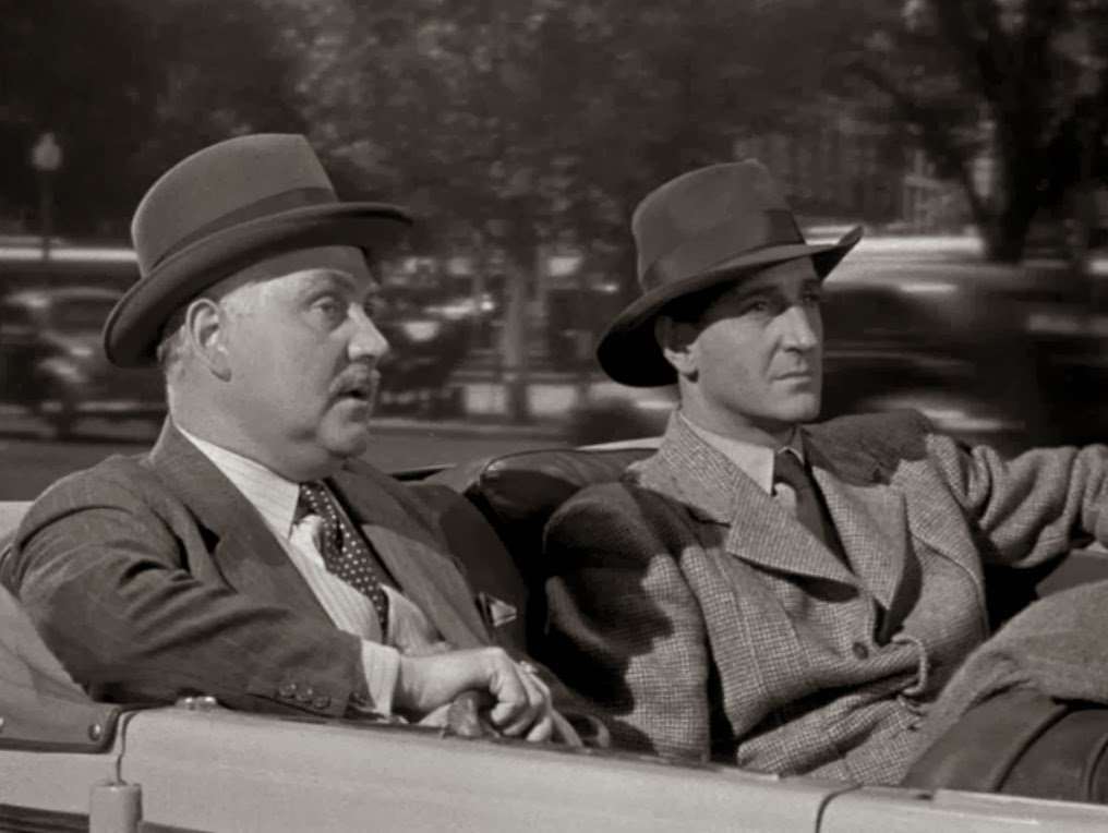 Sherlock Holmes in Washington Starring Basil Rathbone and Nigel Bruce