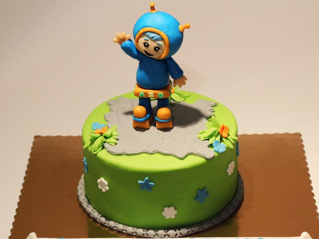 Umizoomi Birthday Cake for Kids - Celebration Cakes in London