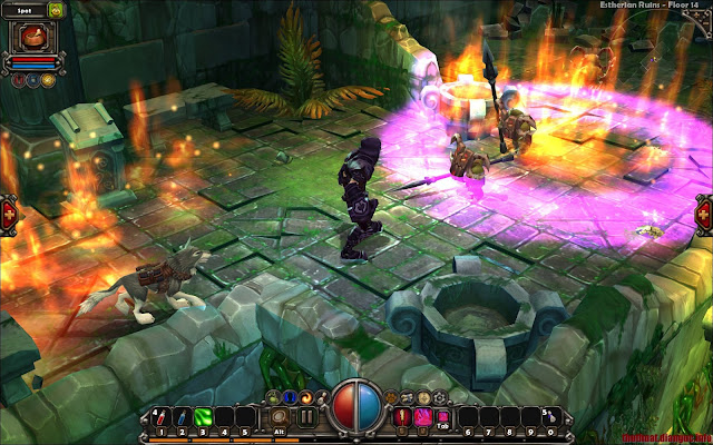 Download Game Torchlight – SKIDROW Full Crack