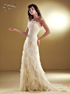 Wedding Dresses - Collection Beatriz Mateos 2012 - TeilII
