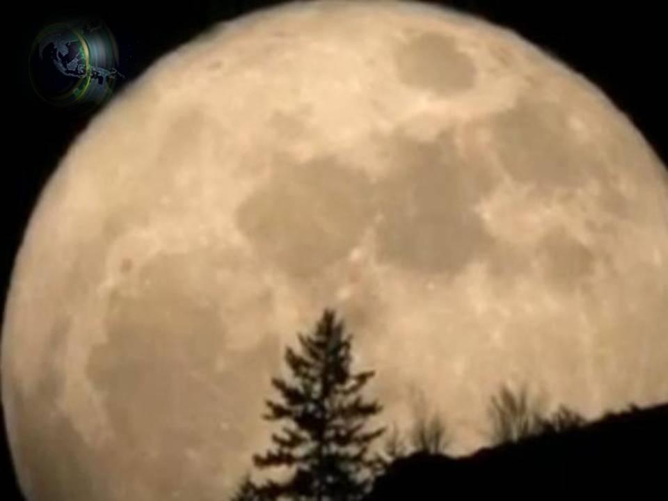 NASA Super Moon 2013
