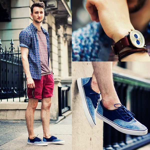 16. Summer Casual Look, Marcel Floruss.
