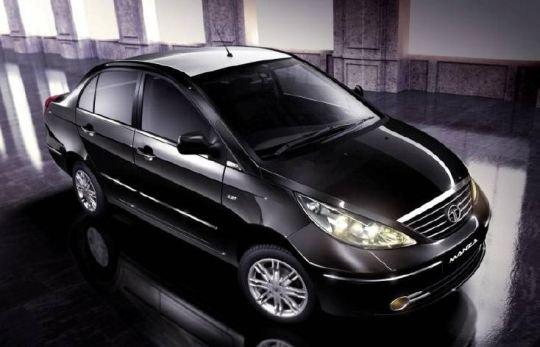 Tata Indigo Manza - Upcoming Car On Diwali