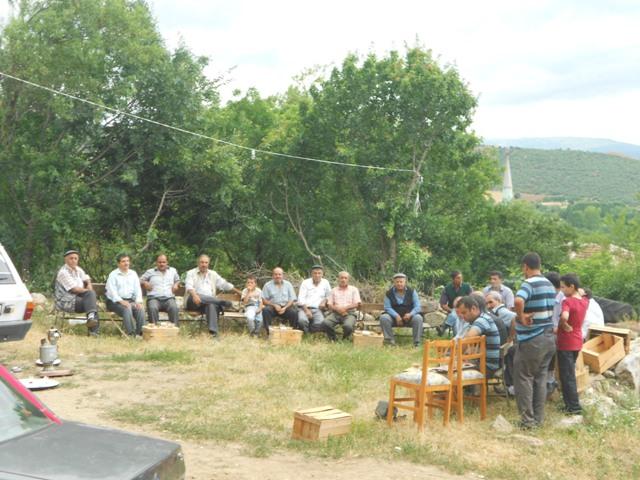 tatar köyü ileri gelenler