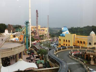 E-da Theme Park in Kaohsiung Taiwan