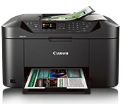 Canon MAXIFY MB2010 driver download Mac OS X Linux Windows