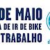 Dia de ir De Bike ao Trabalho e SELFIE