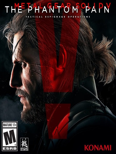 Metal Gear Solid V 3dm V2.5