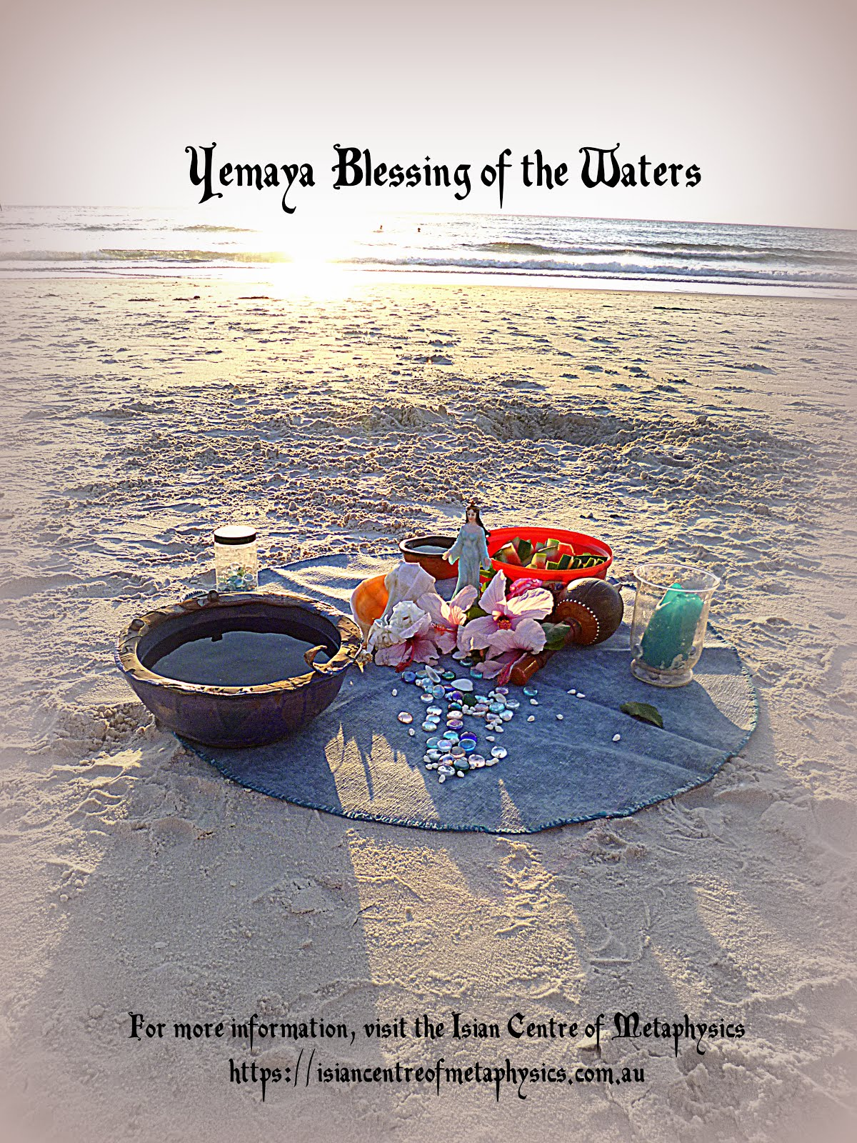January: Yemaya Blessing of the Waters