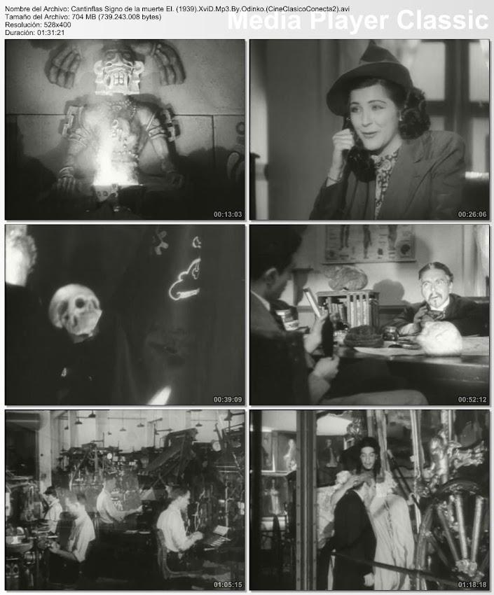 El signo de la muerte | 1939