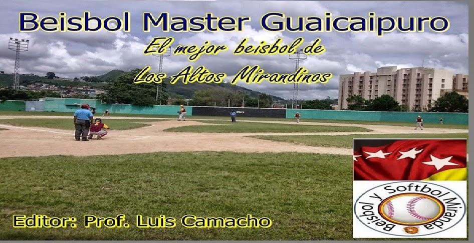 Beisbol  Master Guaicaipuro