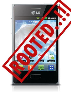 Root LG Optimus L3 E400