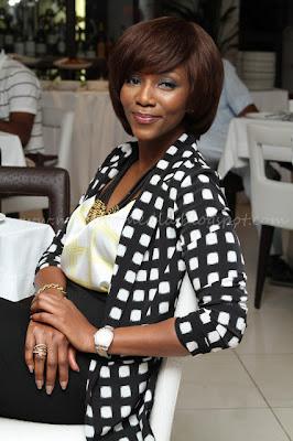 Genevieve Nnaji Nollywood,Hair styles