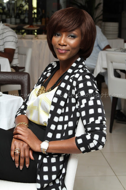 genevieve nnaji miss earth nigeria judge