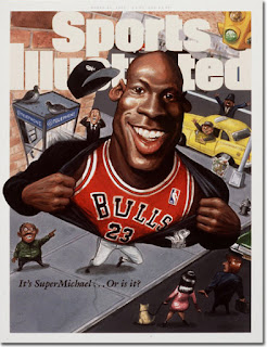 MJ His Airness
