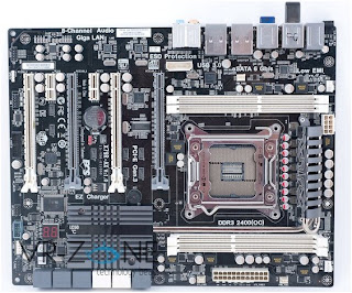 Mainboard ECS X79R-AX Black Series Socket LGA2011