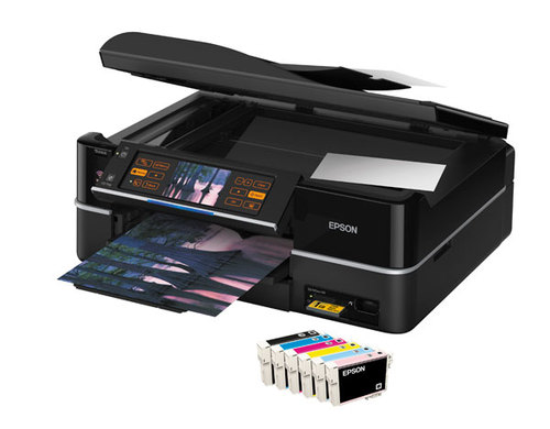 Epson Stylus Photo TX800FW Printer