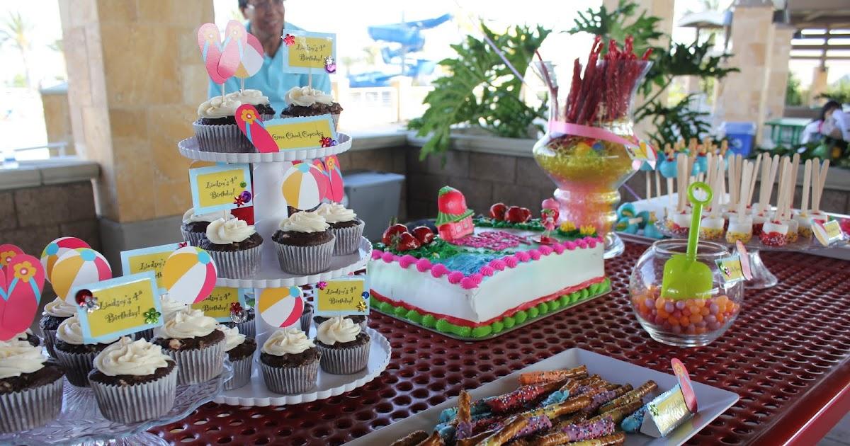 My Life as a Cupcake Addict: Dessert Table - Lindsey's ...