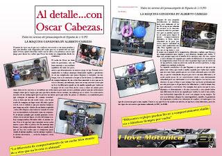 Boletin ngracing: Al detalle...con Oscar Cabezas
