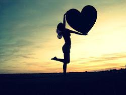 ' As vezes perder o equilíbrio por um amor, faz parte de viver a vida em equilíbrio.