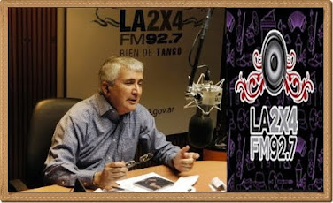 Talento con T de Tango - FM La 2x4 (Buenos Aires)