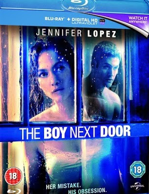 The Boy Next Door 2015 BRRip 480p 300mb ESub