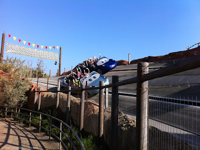 Radiator Springs Racers Cars Land Carsland