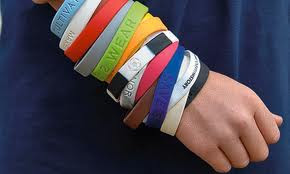 cheap Charity Wristbands