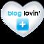 Blog lovin logo
